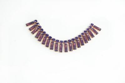 CATENA A COLLIER TANZANITE  CONF. 20 CM